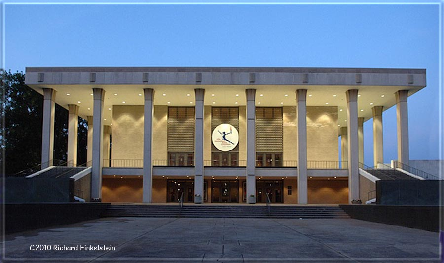 Thalia Mara Hall in Jackson, MS